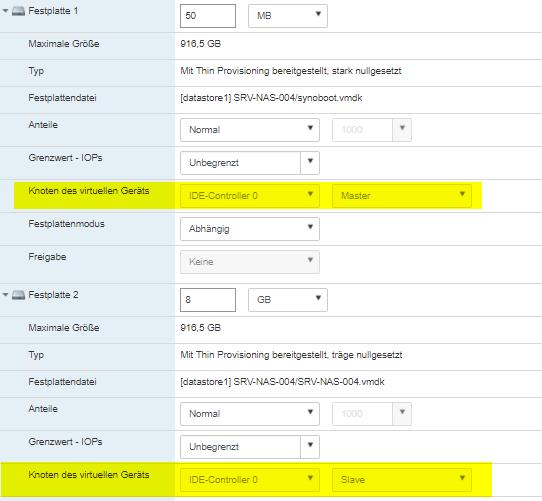 DSM detect ASM1602 as /dev/sdn - DSM 6 x - XPEnology Community