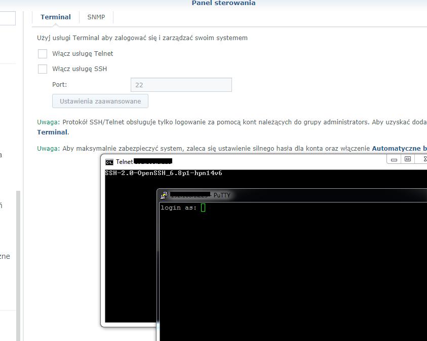 DSM 6 1 5-15254 (OpenSSH Multiple Vulnerabilities) - General
