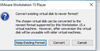 Tutorial: DSM 6 2 on VMWare Workstation Player 15 - Tutorials and