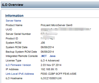 HP microserver Gen8 and hp-ams - Page 4 - DSM 5 2 and